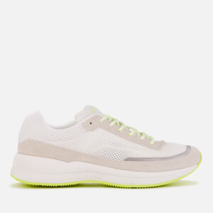 A.P.C. Men's Running Style Trainers - Jaune Fluo