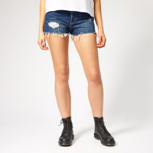 Levi's Women's 501 High Rise Shorts - Silver Lake