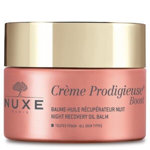 NUXE Creme Prodigieuse Boost-Night Recovery Oil Balm balsam regenerujący na noc