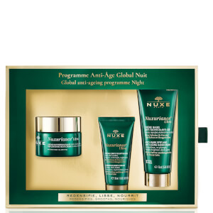 NUXE Nuxuriance Ultra - Night Routine Set (Worth £71.75)