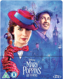 Mary Poppins Rückkehr - Zavvi UK Exklusives Limited Edition SteelBook