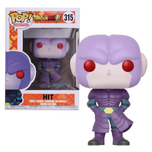 Figura Funko Pop! - Hit - Bola De Dragón Super