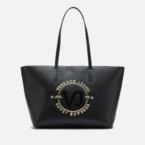 Versace Jeans Women's Logo Tote Bag - Black