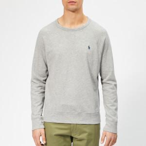 Polo Ralph Lauren Men's Towelling Lightweight Sweatshirt - Andover Heather