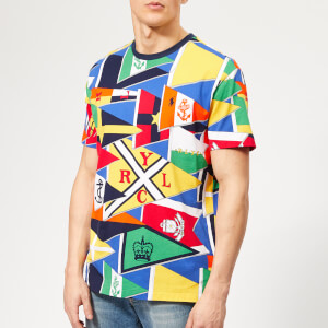 Polo Ralph Lauren Men's Burgee Flag T-Shirt - Multi