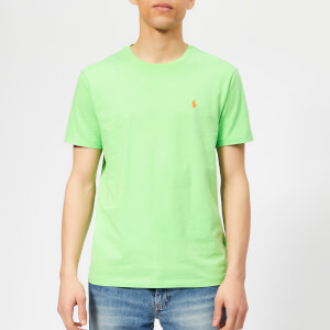 Polo Ralph Lauren Men's Basic T-Shirt - New Lime