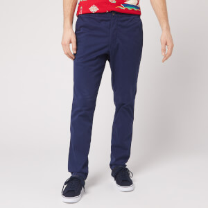 Polo Ralph Lauren Men's Classic Fit Tapered Prepster Trousers - Newport Navy