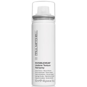 Paul Mitchell Invisiblewear Undone Texture Hairspray 52ml