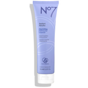 Boots No.7 Radiant Results Nourishing Melting Gel Cleanser 5oz