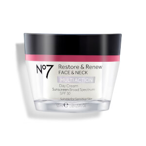 No7 Restore and Renew Multi Action Day Cream 1.69oz