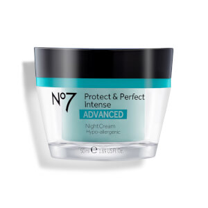Boots No.7 Protect and Perfect Intense Advanced Night Cream 1.69oz