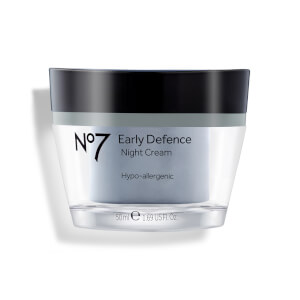 Boots No.7 Early Defence Night Cream 1.6oz