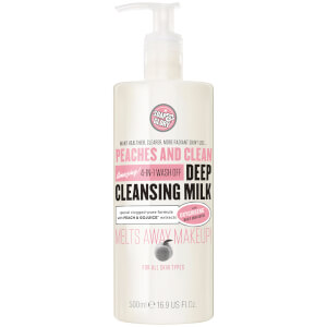 Soap and Glory Peaches and Clean Deep Cleansing Milk 11.8oz