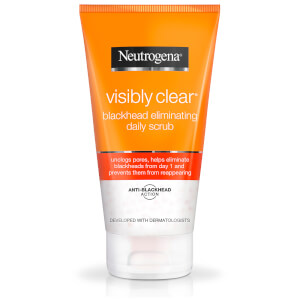Visibly Clear® Blackhead Eliminating Daily Scrub 150ml