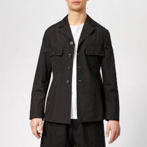 Maison Margiela Men's Military Overshirt - Black