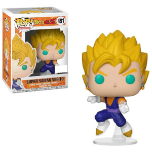 Dragon Ball Z Super Saiyan Vegito EXC Pop! Vinyl Figure