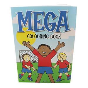 Mega Colouring Books