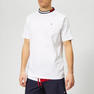 Tommy Hilfiger Men's Cotton T-Shirt - White