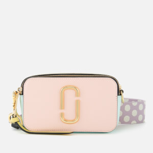Marc Jacobs Women's Snapshot Bag - Blush Multi