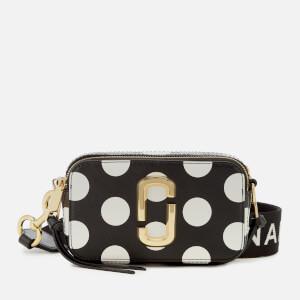 Marc Jacobs Women's The Dot Snapshot Bag - Black Multi