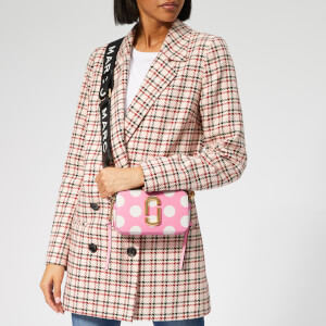 Marc Jacobs Women's The Dot Snapshot Bag - Primrose Multi: Image 3