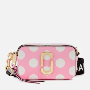 Marc Jacobs Women's The Dot Snapshot Bag - Primrose Multi