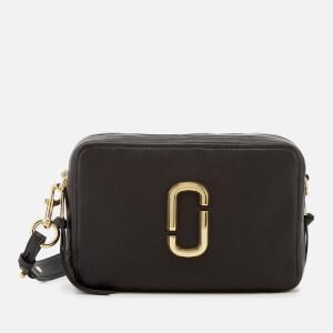 Marc Jacobs Women's The Softshot 27 Cross Body Bag - Black