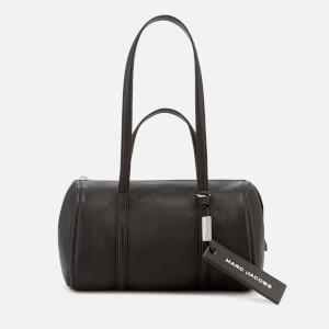 Marc Jacobs Women's Tag Bauletto 26 Tote Bag - Black
