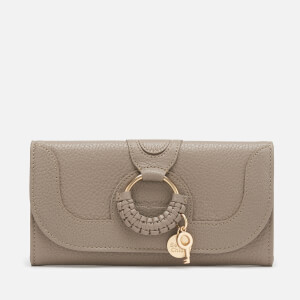 See By Chloé Women's Hana Long Purse - Motty Grey