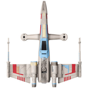 Propel Star Wars Standard Edition High Performance T-65 X-Wing Fighter Battling Quadcopter from I Want One Of Those