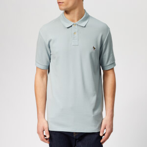 PS Paul Smith Men's Regular Fit Polo Shirt - Light Blue