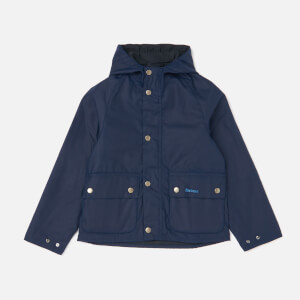 Barbour Boys' Pass Jacket - Regal Blue