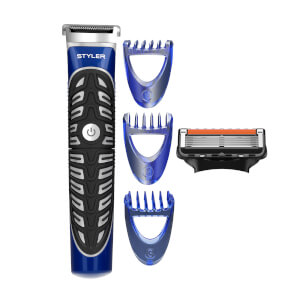 Gillette All Purpose Styler: Beard Trimmer, Razor and Edger