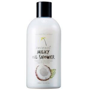 Too Cool For School Coconut Milky Shower Oil 100ml