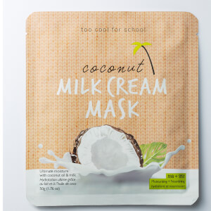 Too Cool For School Coconut Milk Cream Mask 50g