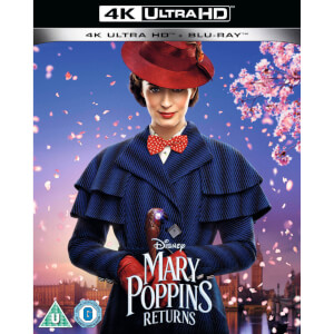 Le Retour de Mary Poppins - 4K Ultra HD