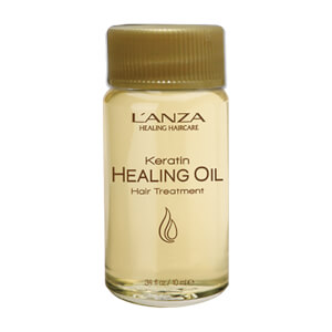 L'Anza Keratin Healing Oil Hair Treatment - Travel Size (Free Gift)