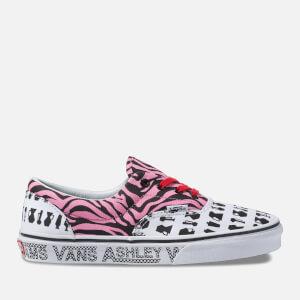 Vans X Ashley Williams Women's Era Trainers - Tiger/Jugs