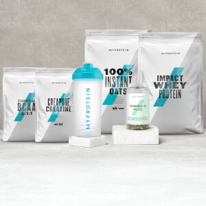 Myprotein 2019 Gain Essential Bundle