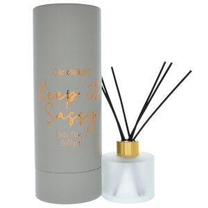 Candlelight 'Keep it Sassy' Reed Diffuser - 150ml