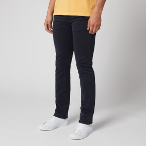 Nudie Jeans Men's Slim Adam Jeans - Dark Midnight