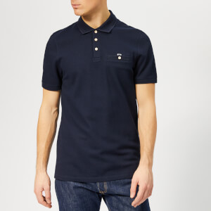Ted Baker Men's Vardy Polo Shirt - Navy