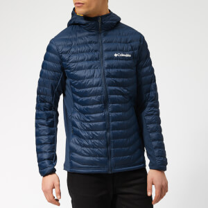 Columbia Men's Powder Pass Hooded Jacket - Carbon