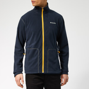 Columbia Men's Fast Trek Light Full Zip Fleece - Collegiate Navy