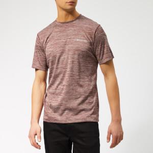 Columbia Men's Zero Rules Short Sleeve T-Shirt - Tapestry Heather