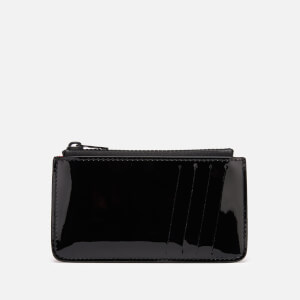 Maison Margiela Men's Small Credit Card Case - Black