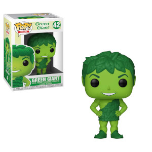 Green Giant Ad Icon Figura Pop! Vinyl
