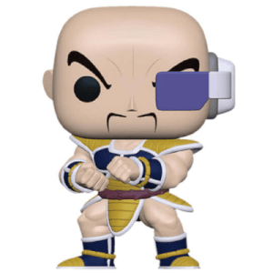 Dragon Ball Z - Nappa LTF Pop! Vinyl Figur