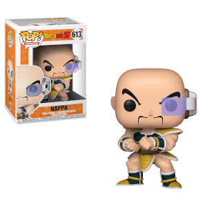 Dragon Ball Z - Nappa LTF Figura Pop! Vinyl