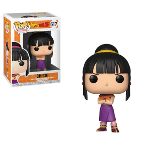 Dragon Ball Z - Chichi LTF Figura Pop! Vinyl